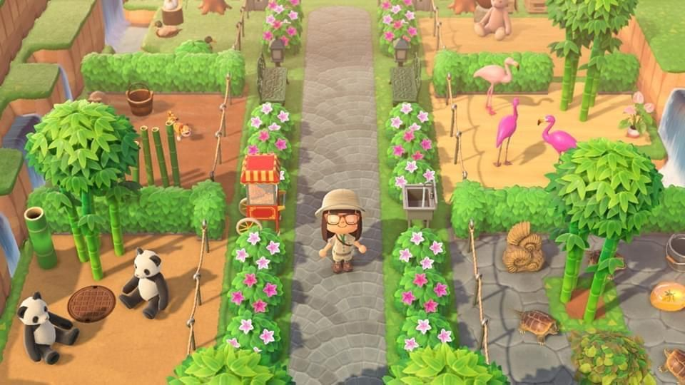 8 best terraforming ideas for your Animal Crossing: New Horizons island – Dexerto