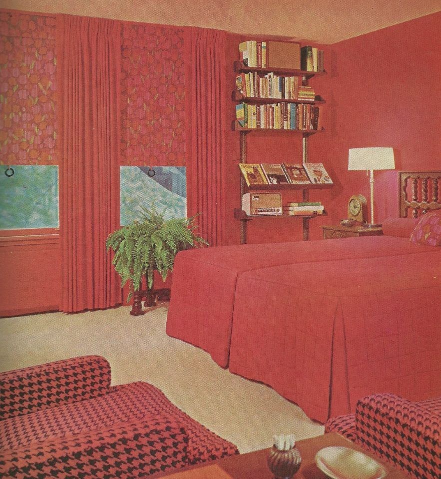 Vintage Home Decorating, 1960s Style