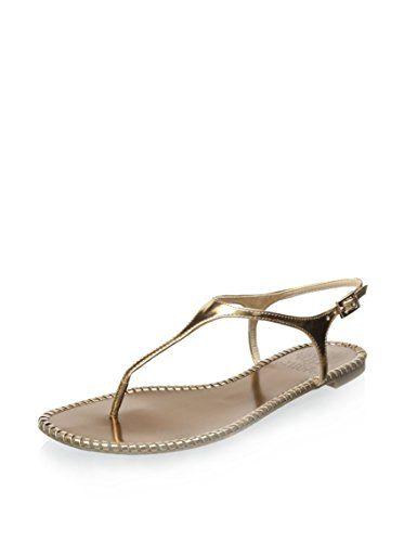Vince Camuto Women's Adrelin Thong Sandal (Copper)