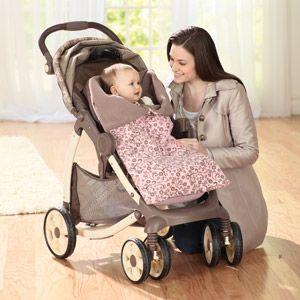 Cuddle Care Stroller Blanket Pink Baby Shower