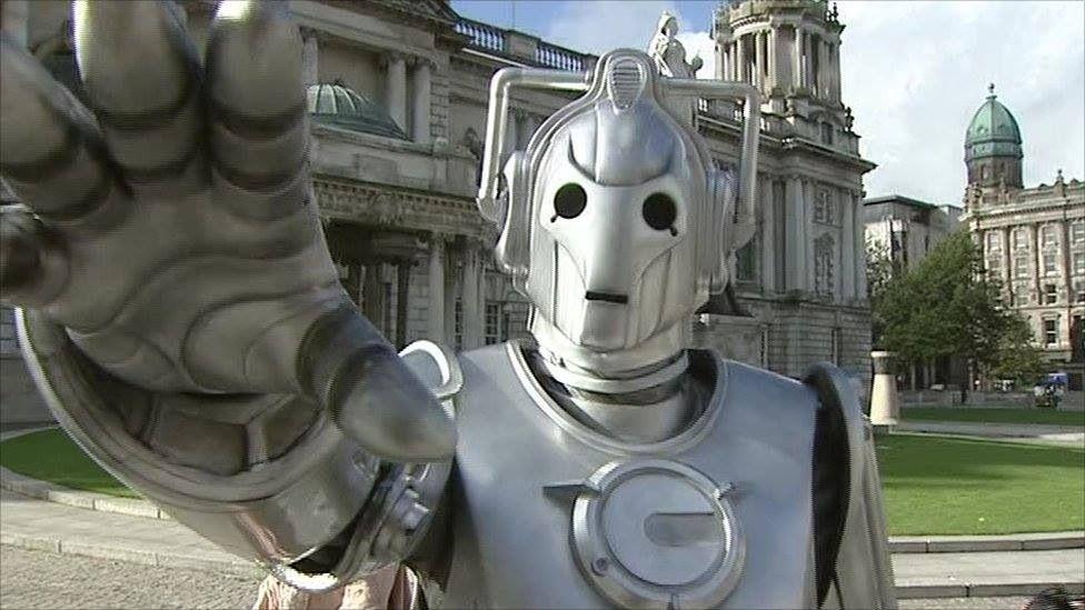 Cyber men doctor who cybermen new doctor who