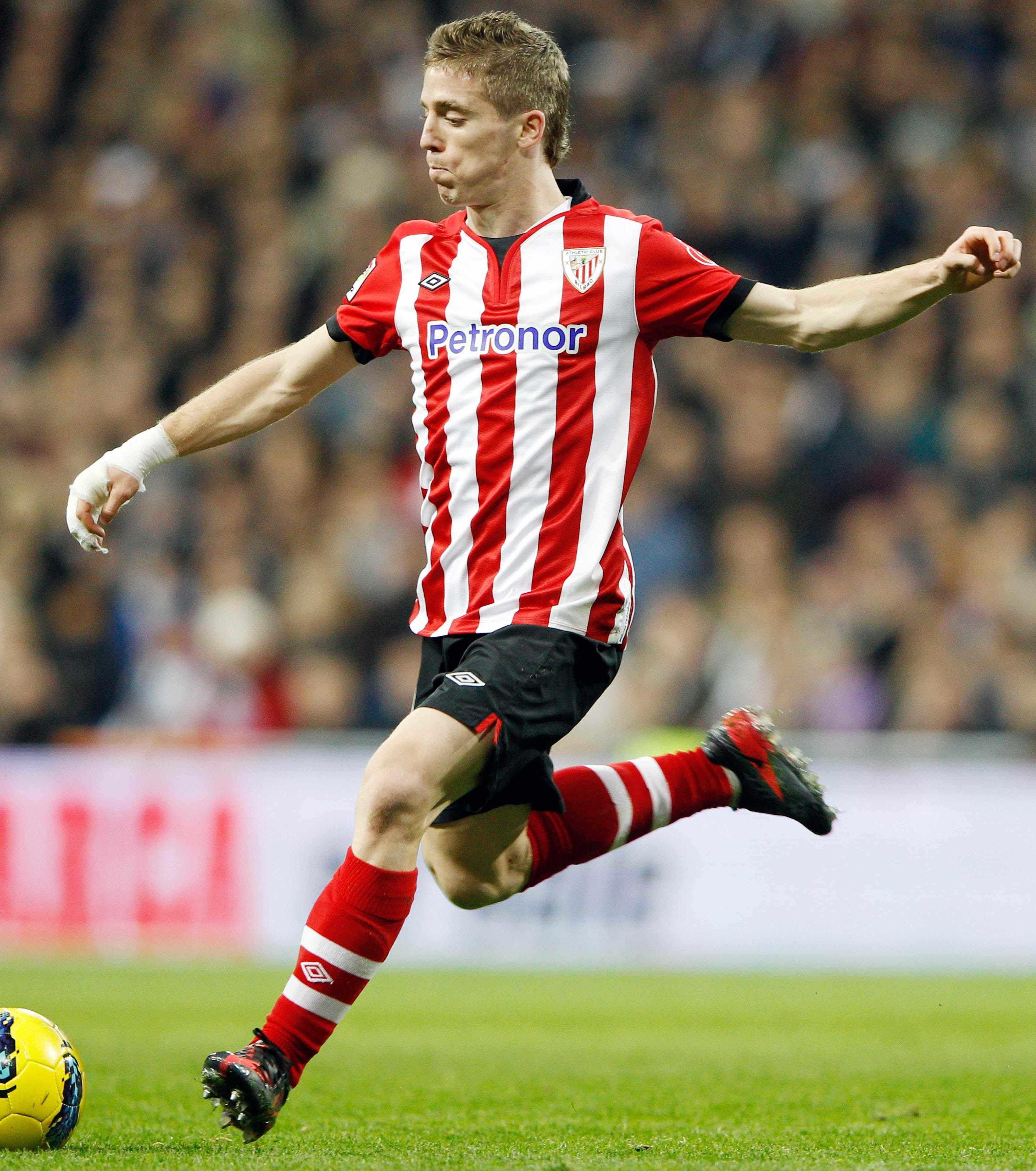 Iker Muniain of Athletic Bilbao  5cbb471dc6c94
