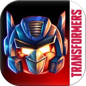 Angry Birds Transformers by Rovio Entertainment Ltd
