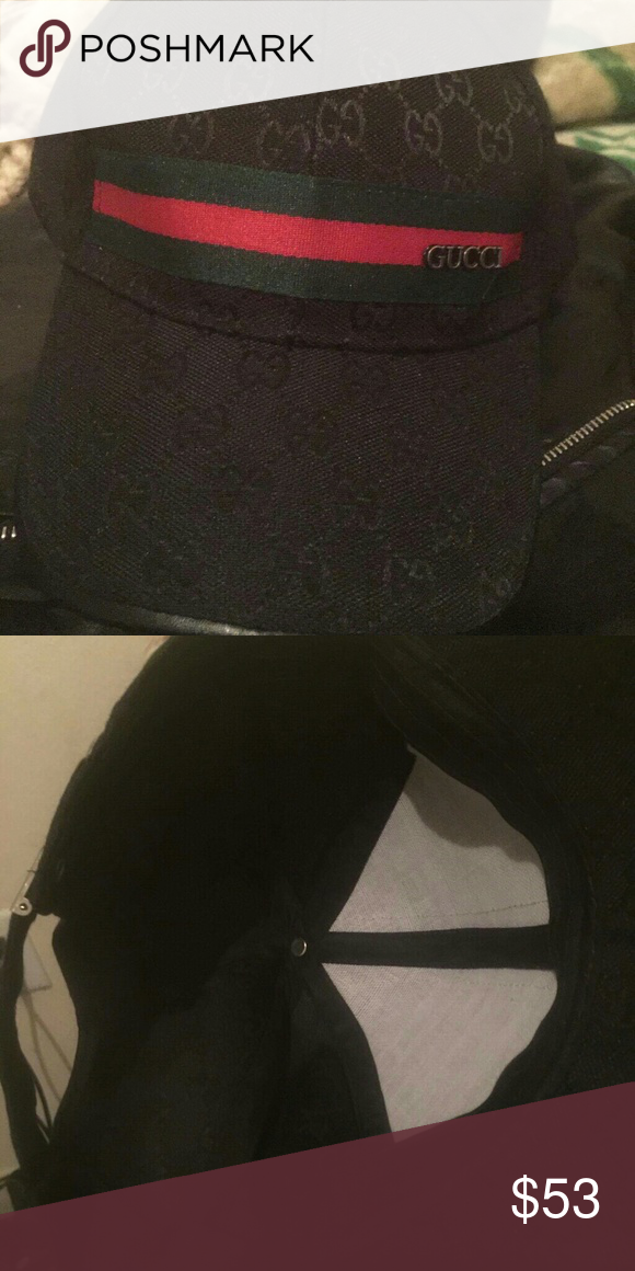 GUCCI HAT WITH MADE IT ITALY TAG Gucci Accessories Hats  132ebf7fd925