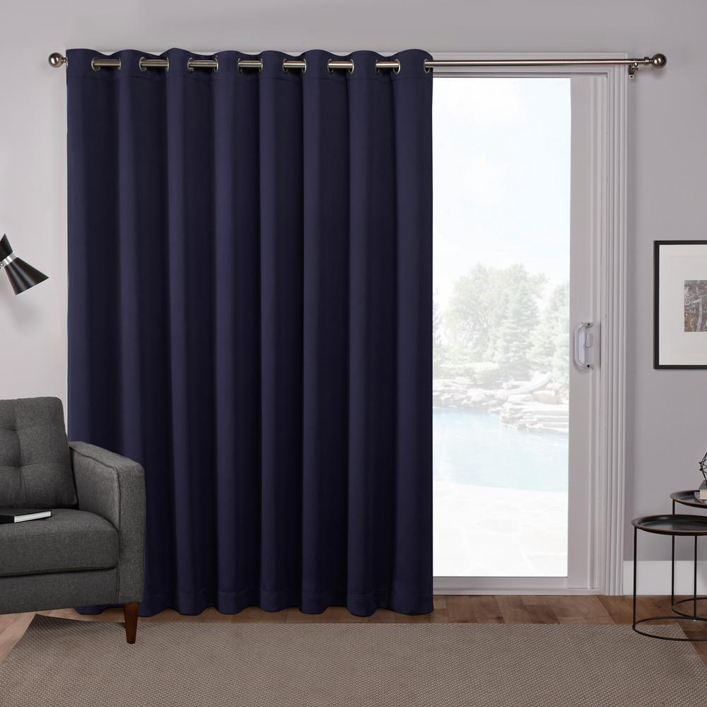Amalgamated Textiles Sateen Patio 100 In W X 84 In L Woven