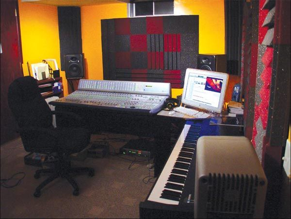 Home Recording Studio Magazine