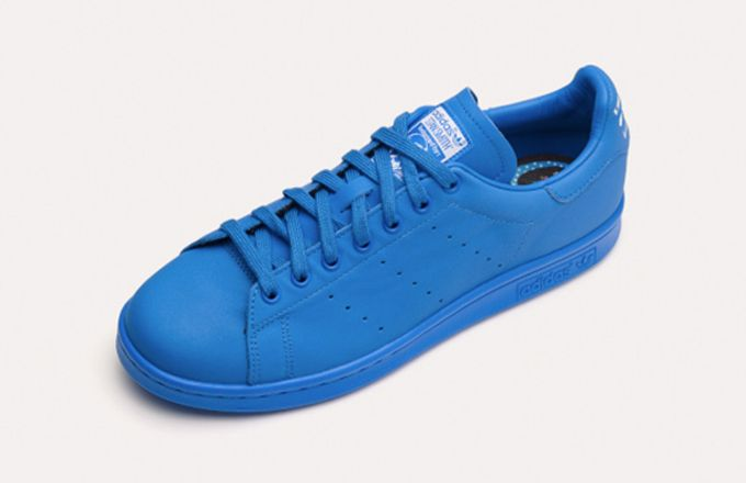 finest selection 07776 8c9f6 Pharrell x adidas Originals Stan Smith Detailed Look  Complex