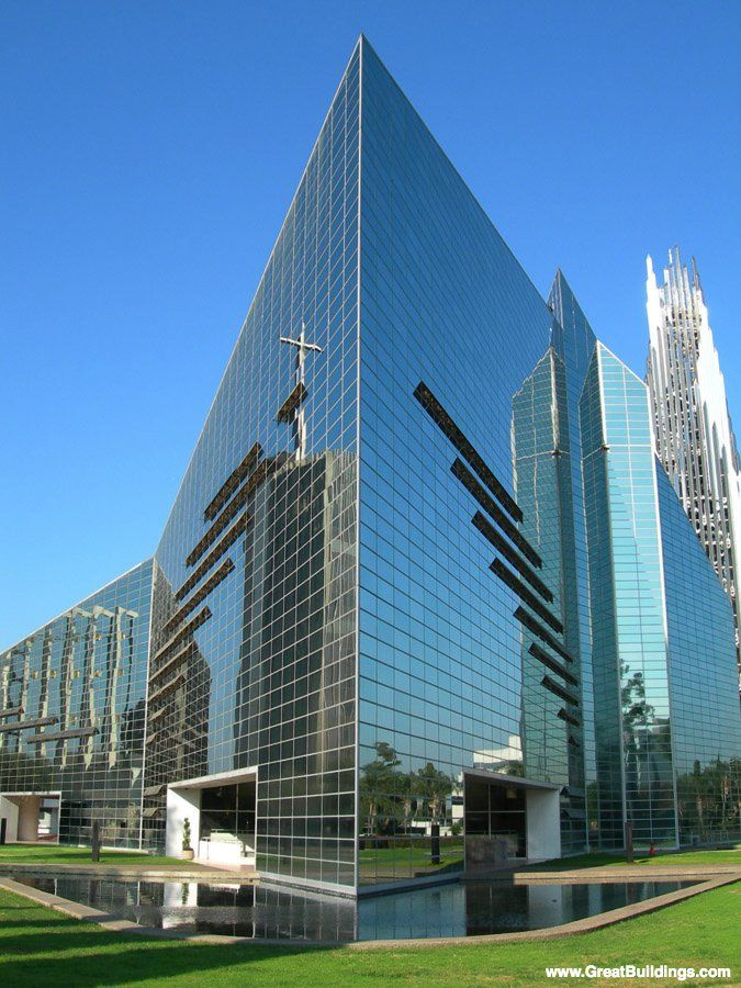 Crystal Cathedral, Garden Grove, Ca Lived in Anaheim ...