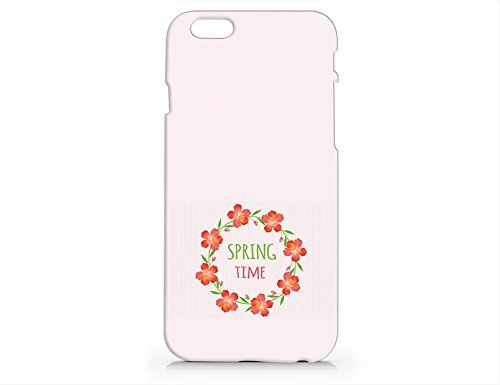 Craftdesign- Spring Time Hard Cover Plastic Protection for Iphone 6 Hot Trend Design Pattern Craftdesign