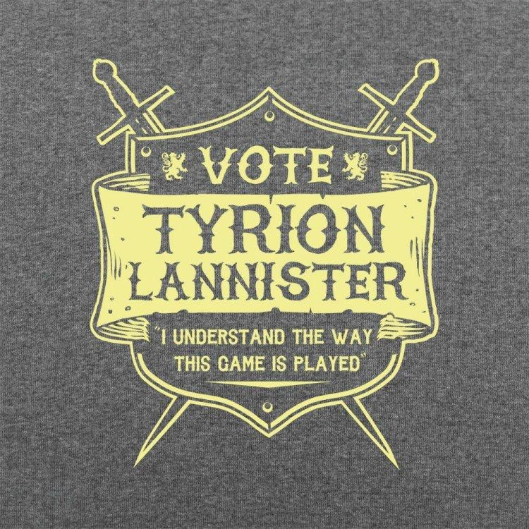 Inspired by Game of Thrones Tyrion Imp Lannister Mens Hand Of The King Hoodie