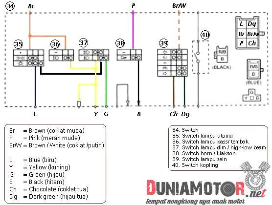 Rangkaian relay pada klakson motor tips otomotif pinterest asfbconference2016 Image collections