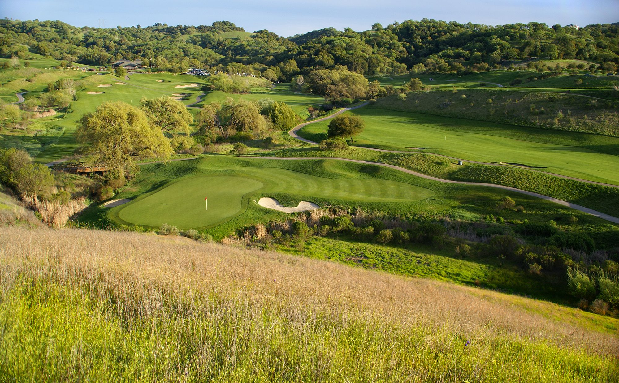 The Course At Cinnabar Hills In San Jose Ca Is Our Golfcourseoftheday They Have 27 Holes That Can Be Played In 6 Differen Discount Golf Golf Courses Golf
