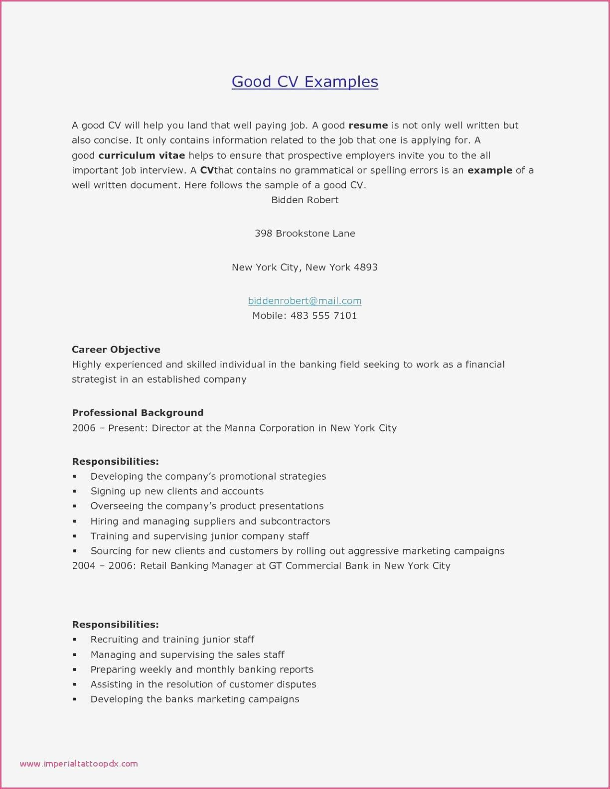 Cover Letter (Professional)
