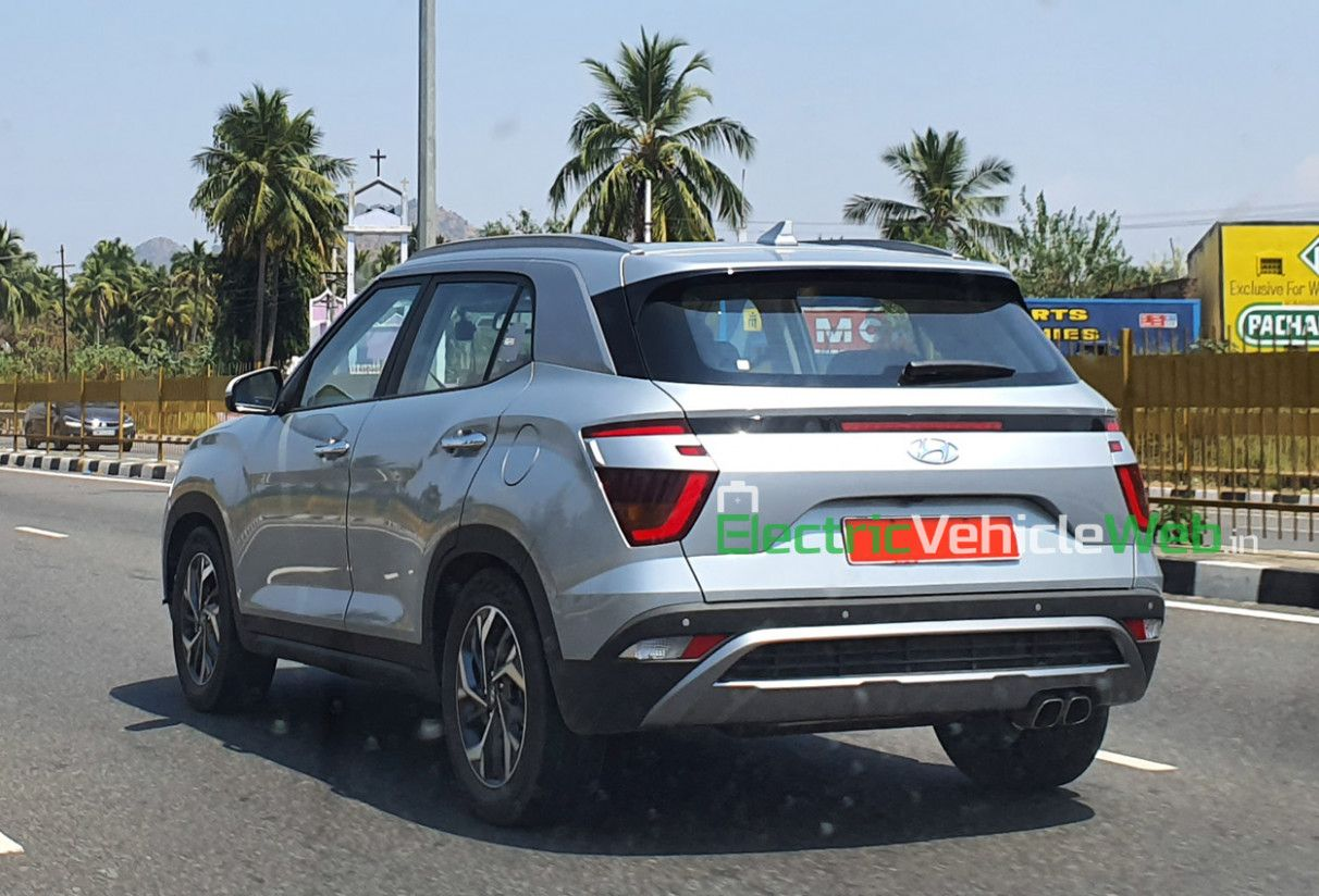 2020 Hyundai Creta In 2020 Hyundai Car Organization Diy Apple Car Play