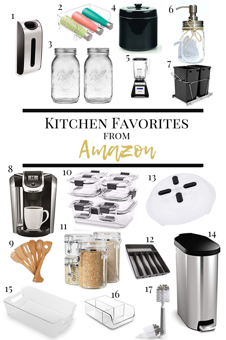 Kitchen Favorites From Amazon With Images Kitchen Must Haves