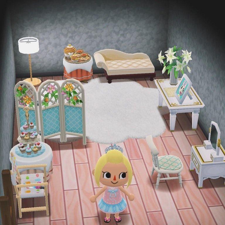 I Love The New Furniture! Presenting My Vanity Room