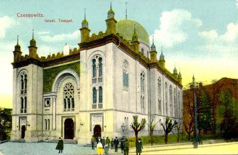 Chernivtsi Synagogue - Czernowitz Synagogue - Wikipedia, the free encyclopedia