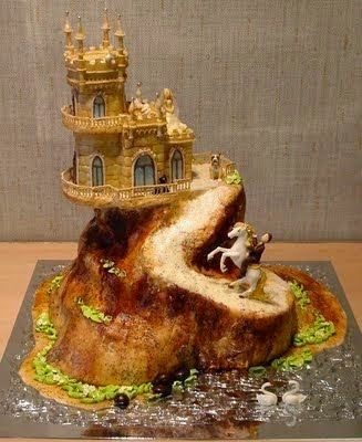 65 unusual wedding cakes do it yourself ideas and projects 65 unusual wedding cakes do it yourself ideas and projects solutioingenieria Images