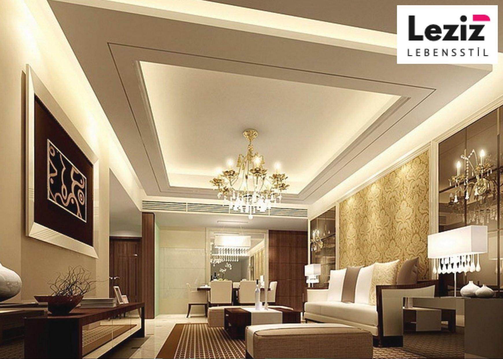 Decke Designs für Ihr Wohnzimmer #Decken #DeckenDesign in 6