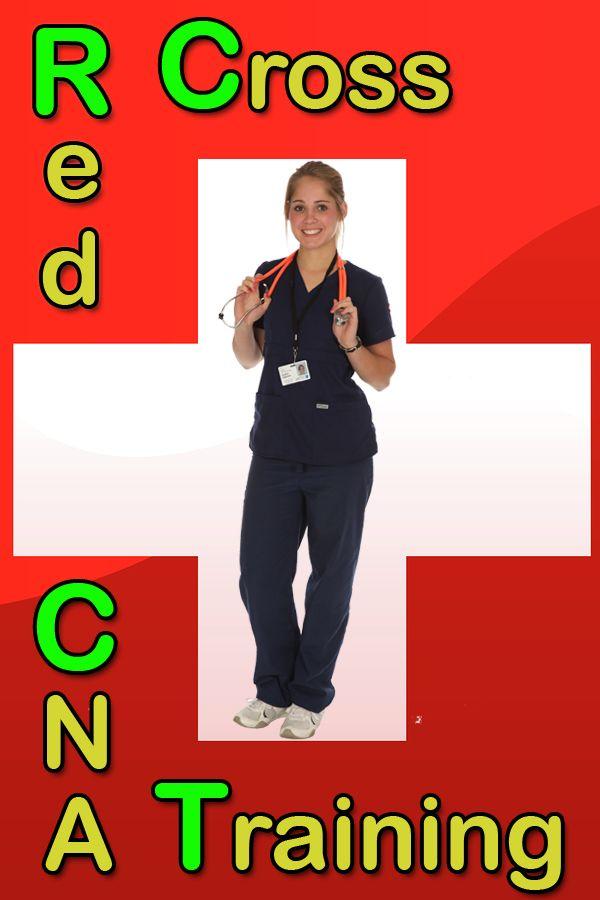 American Red Cross Cna Program Certification Program Nursing