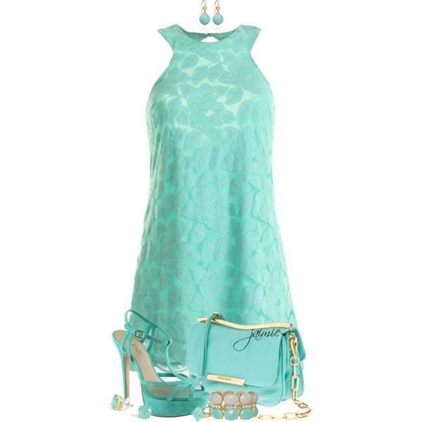How about an aqua blue