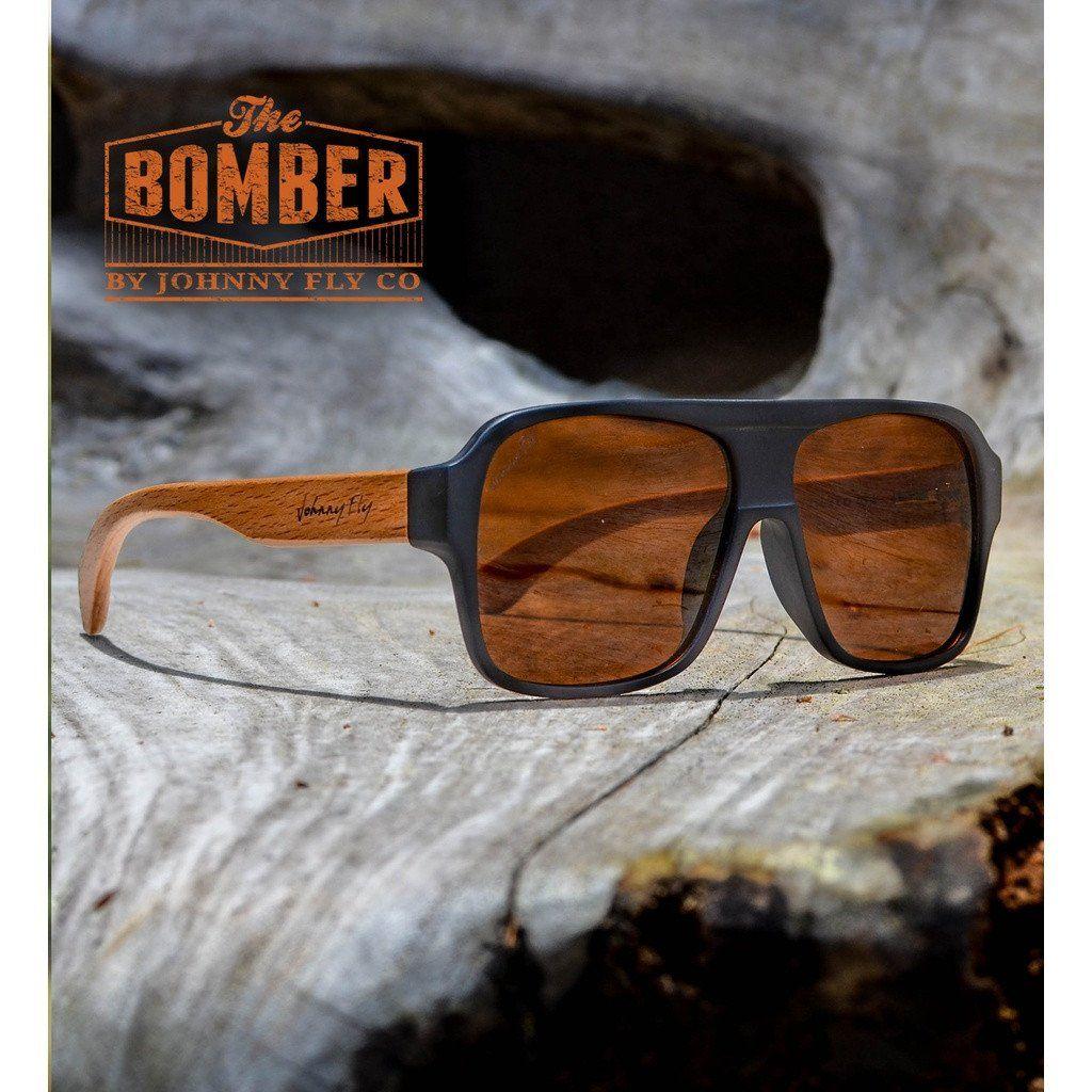 Bomber Beechwood Polarized Sunglasses