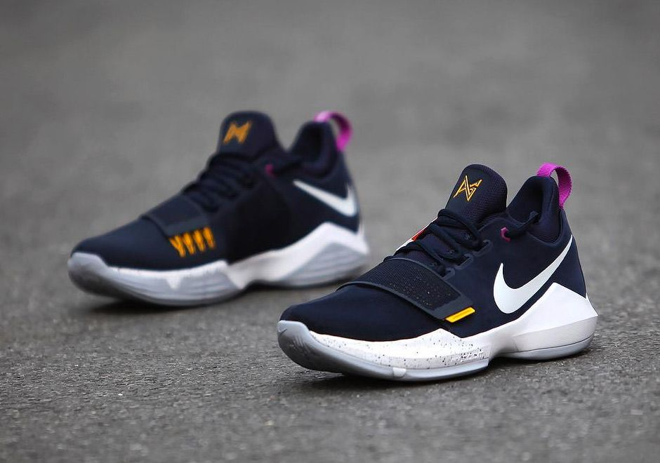 af8b67080e1 Nike PG 1 The Bait Release Date