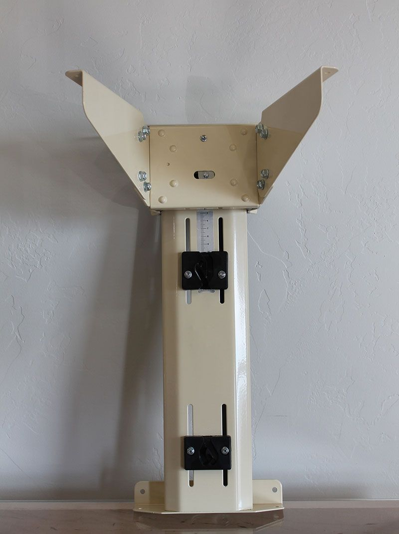 Sewing Machine Lift Mechanism For Less. Heavy Duty Hydraulic Sewing Machine  Lift Rated For 50 Lbs Widely Used In Amish Custom Sewing Cabinets.