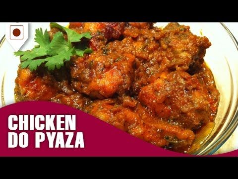 Chicken Do Pyaza Recipe Easy Cook