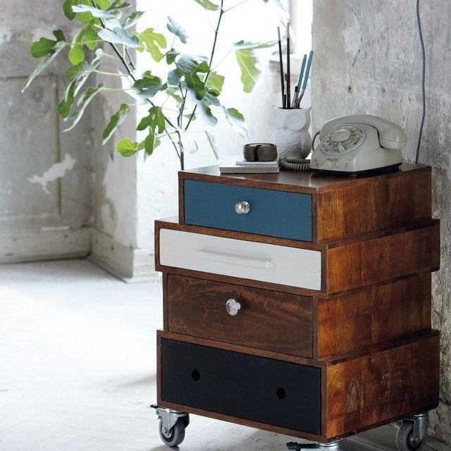 12 id es g niales pour recycler vos vieux tiroirs r cup pinterest vieillir tiroir et commodes. Black Bedroom Furniture Sets. Home Design Ideas
