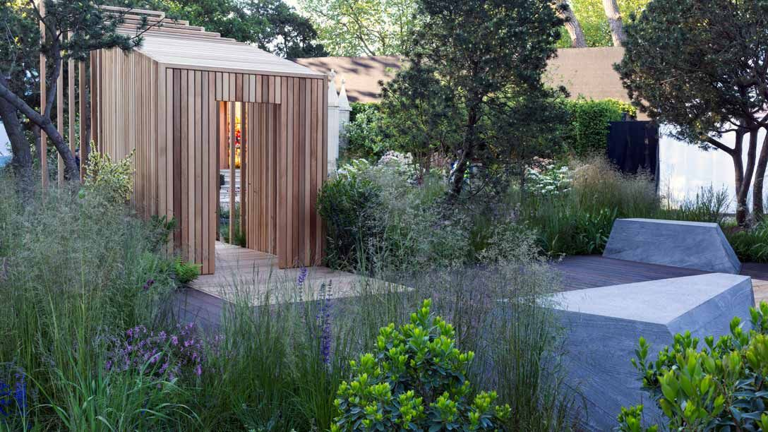 Cloudy Bay Garden By Sam Ovens / RHS Chelsea Flower Show 2016