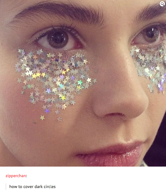 Just 18 Really Funny Tumblr Makeup Posts
