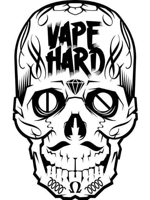 Vape Hard Vape Forever
