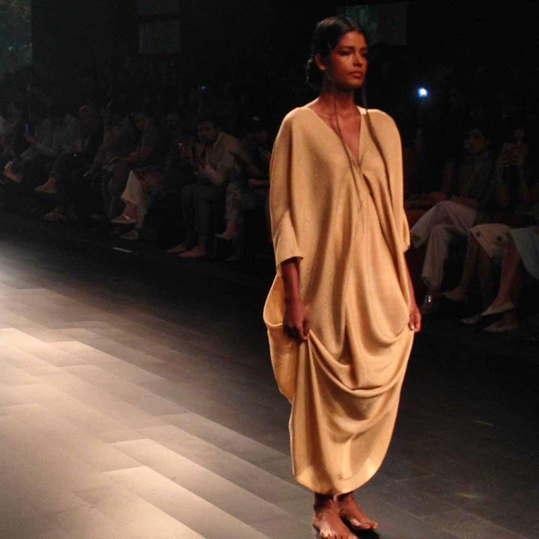 Effortless dressing at its best at Pella. #LakmeFashionWeek