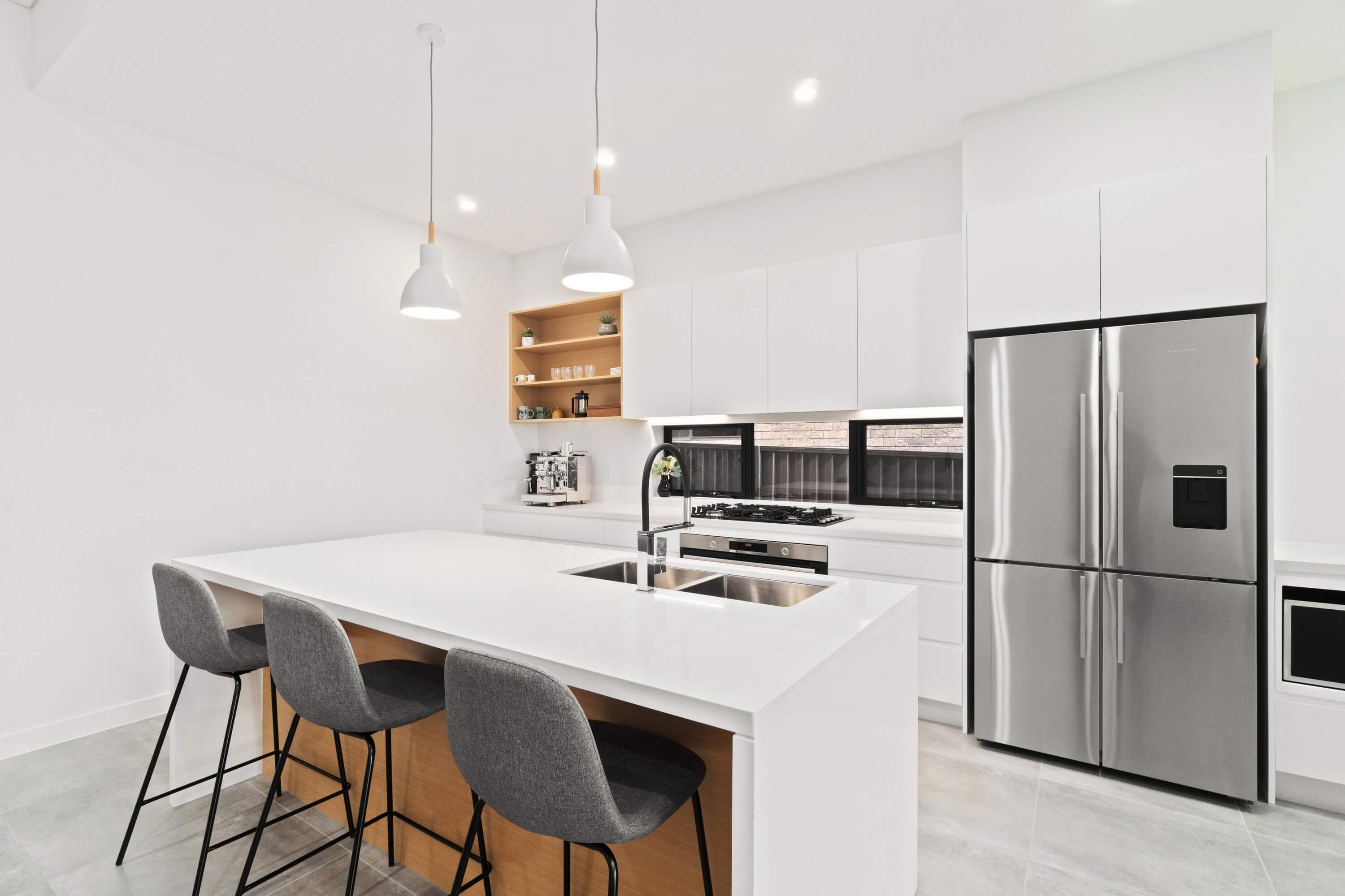 Kitchen Designs Sydney Experts Have The Skill And Creativity To