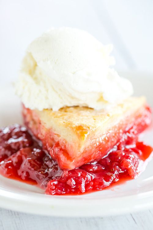 Really nice recipes. Every hour. • STRAWBERRY BISCUIT-AND-JAM COBBLER Really nice...