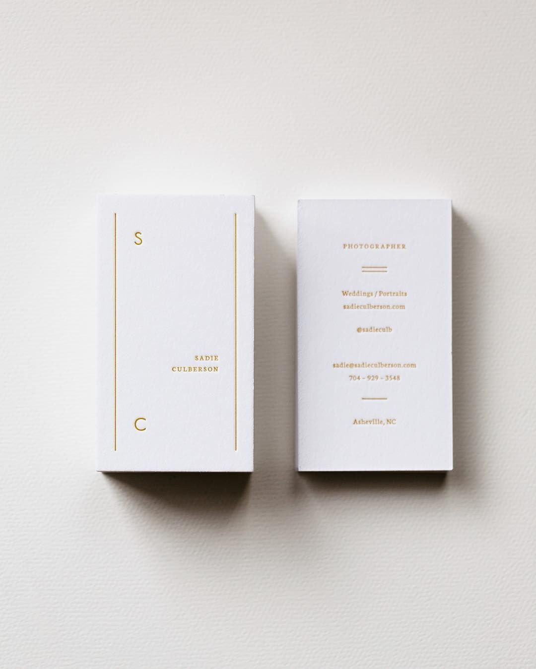 sophisticated business cards | Print + Branded Collateral ...