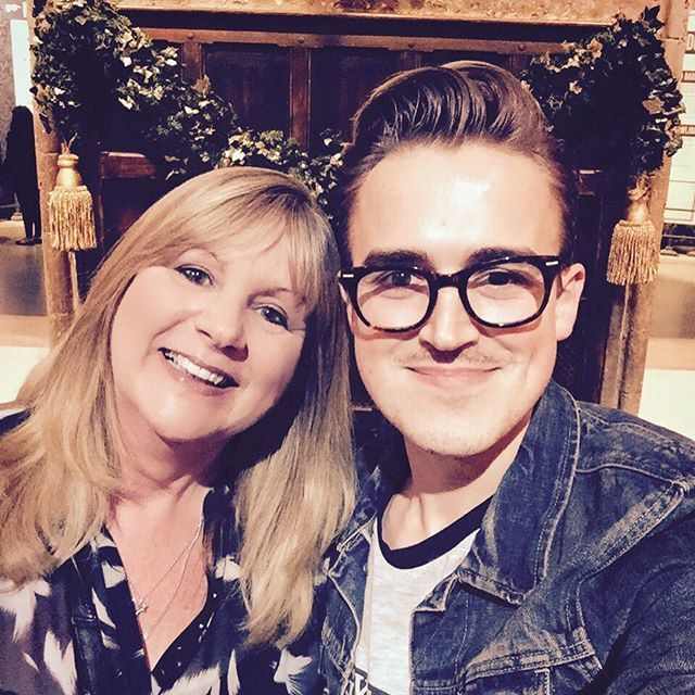 My mum hates photos so I'm sorry about this mum...but I wanted everyone to see the most amazing woman in the world. You have given me everything I could ever wish for and more. Happy Mother's Day! Love you. X (I think you must have been caught up with Hogwarts magic to let me take a selfie! Haha!) x
