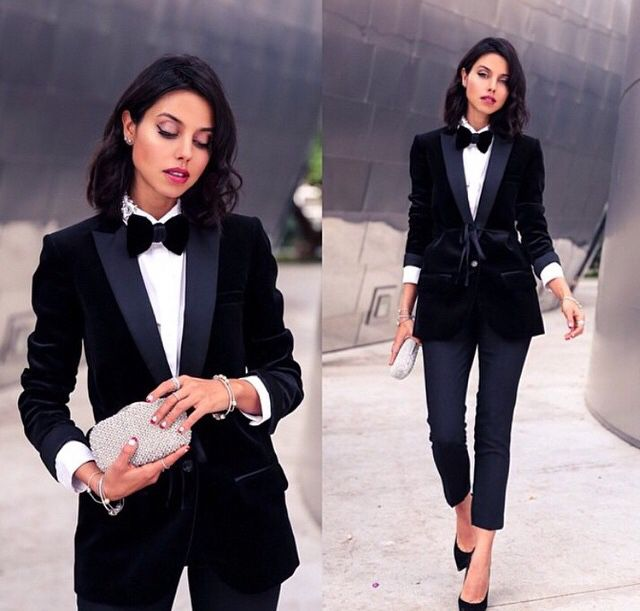 Female tux | Looks I Love | Pinterest | Prom, Wedding and Formal