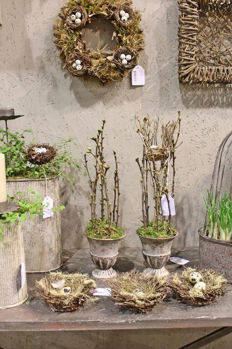 VIBEKE DESIGN: Spring decorating inspiration