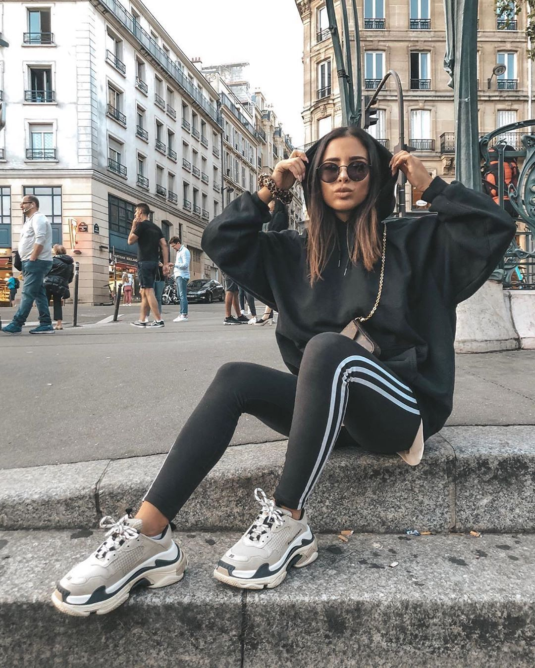 American Style On Instagram Which Outfit Would You Add To Your Shopping List Credit Jldrae Where To Shop The Look Fashion Sporty Outfits Fashion Outfits [ 1350 x 1080 Pixel ]