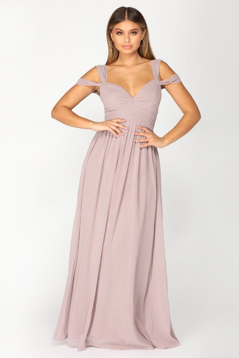 6bf3fc77539 Honorable Intentions Dress - Mauve in 2019