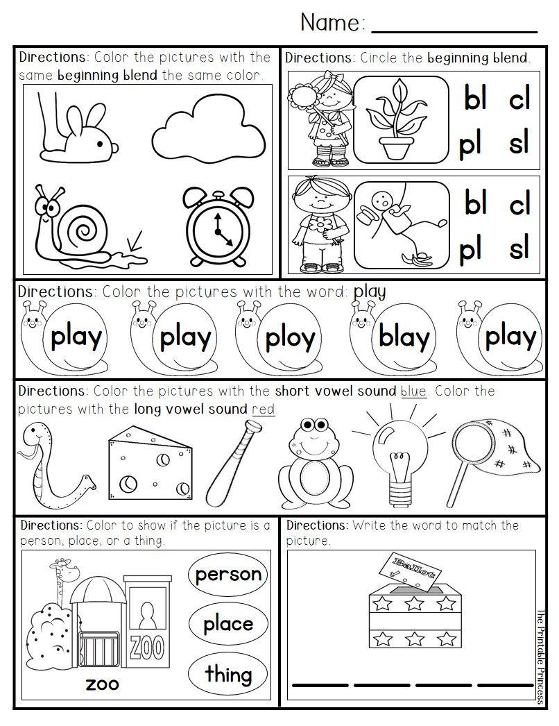 April Morning Work For Kindergarten Kindergarten Math Worksheets Kindergarten Worksheets Printable Worksheets