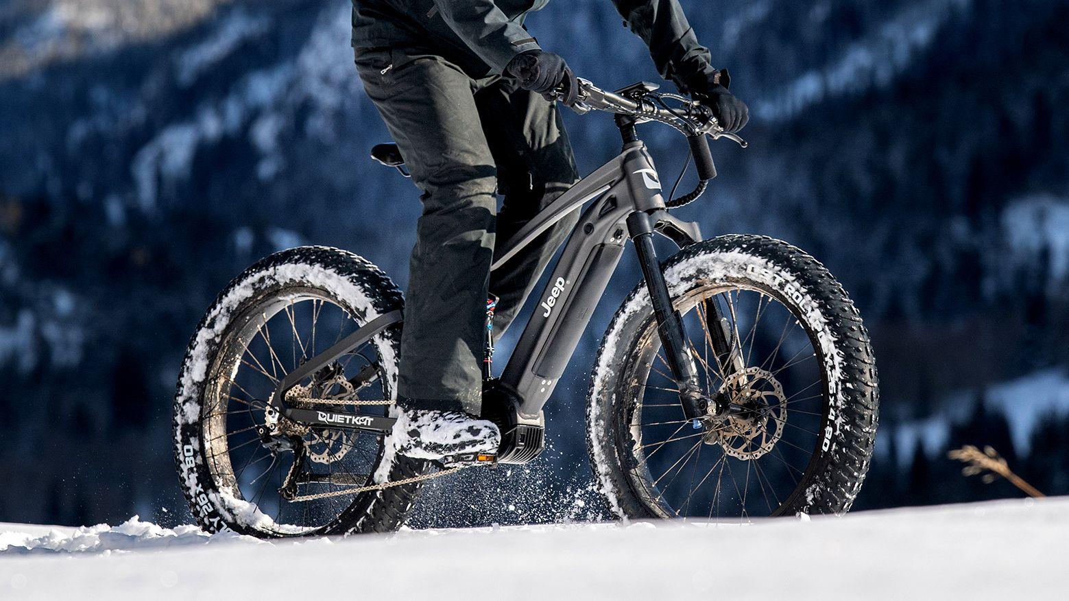 Jeep Ebike Quietkat In 2020 Electric Mountain Bike Electric