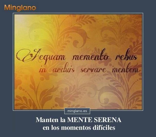 Frases en latín para poner en un tattoo