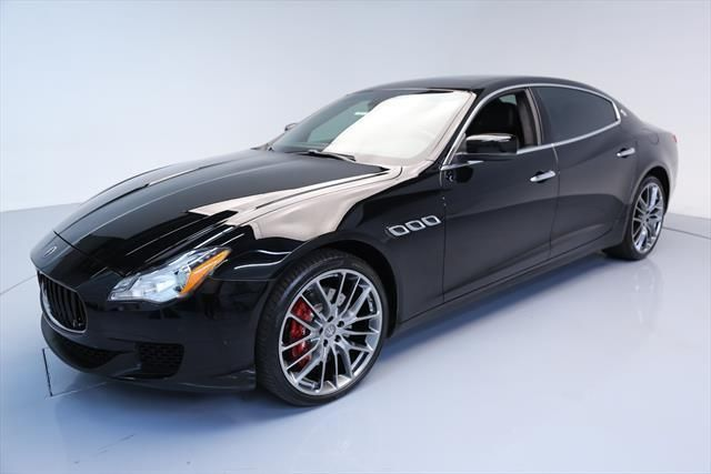 2014 Maserati Quattroporte S Q4 Sedan 4 Door US $48 230 00