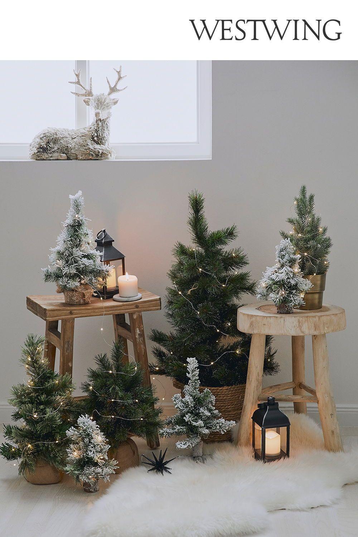Diy Winter Wonderland In Een Hoekje Kerst Spelletjes Kerstmis Decoratie Knutselen Kerst