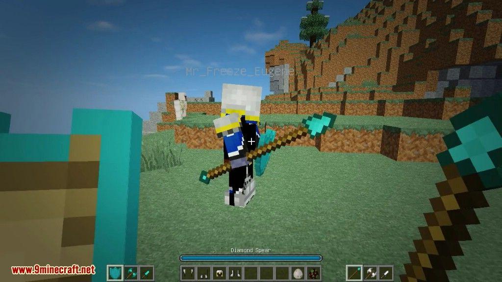 Mine Blade Battlegear 2 Mod Screenshots 14 Mod Blade Minecraft Mods