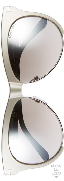 Tom Ford 'Leona' 59mm Sunglasses   LOLO❤︎