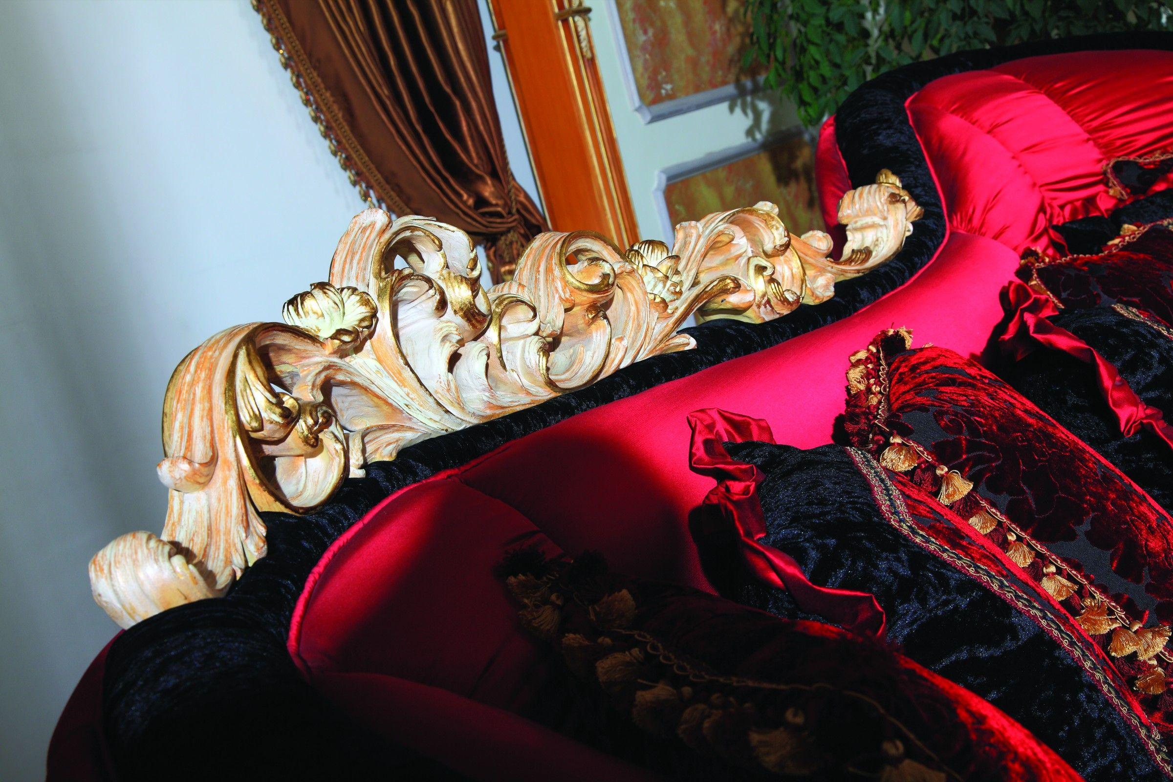 luxury sofa carving